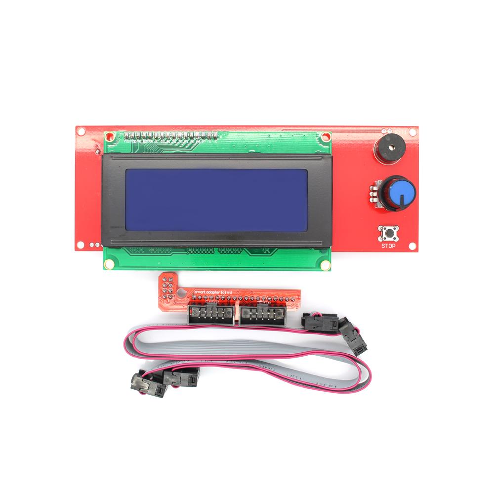 Trek3d 3d Printer Kit Mega 2560 R3 Ramps 1 4 Impresora 5 A4988 Drivers Para Arduino 3kit De D